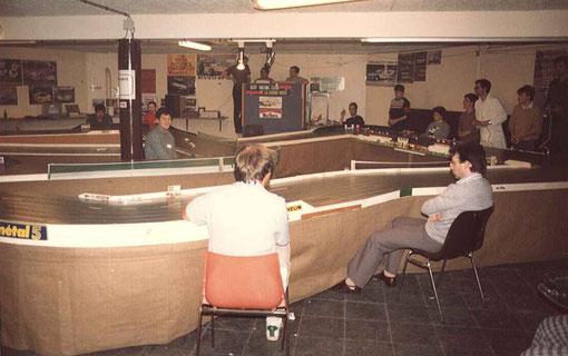 24 heures de Rouen 1986, le petit matin