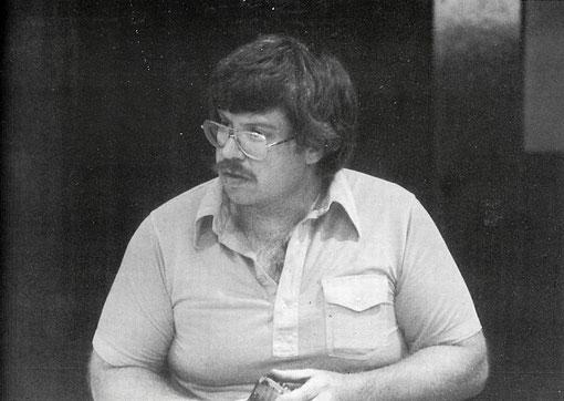 Paul Pfeiffer, vice-champion 1985 des États-Unis de slot racing 1/24 group 7