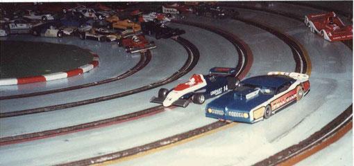 Concours de présentation. Grand Prix de Bordeaux 1981
