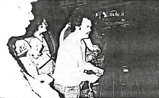 Dan DeBella à Uden 1985