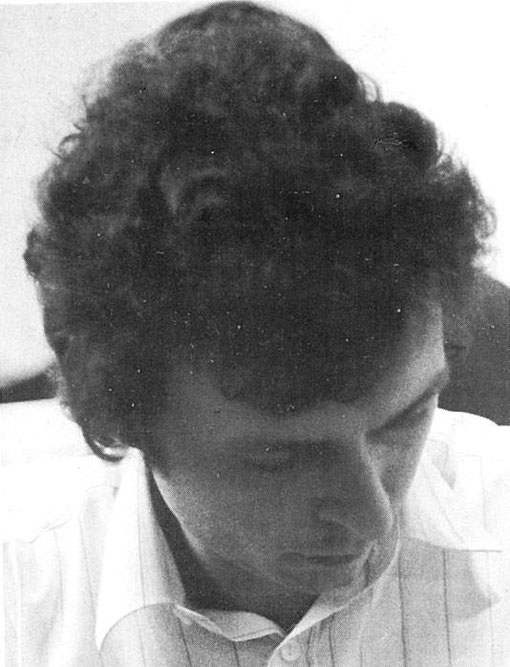 Willy Heerwegh Champion 1984 de Belgique slot racing 1/32 sprint