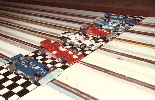 Le Mans 84 Formule 1 série 3
