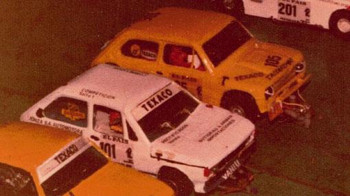 Slot car Fiat 127