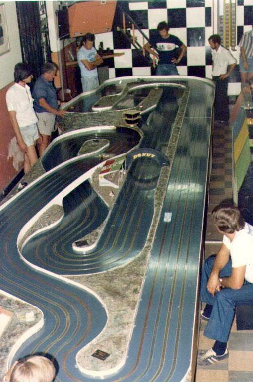 Pretoria Grand Prix 1980 Slot racing