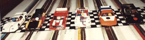 Le Mans régional - Finale Production