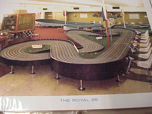 Piste slot Royal 95