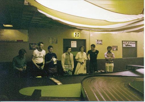 Slot racing Uden 1978