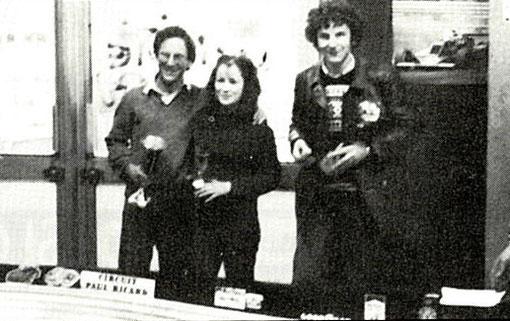 Samy Beraha, Françoise Lapeyre, Serge Lambert