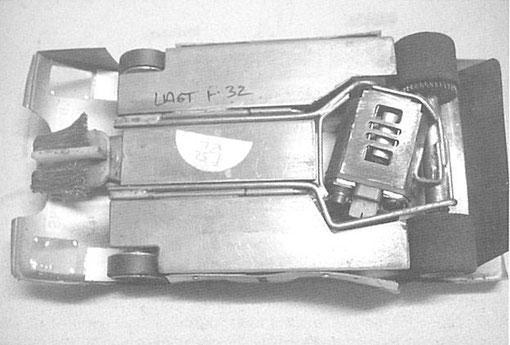Châssis Mk2 BOG F32