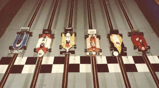Formule 1 série 2 Isle 1984