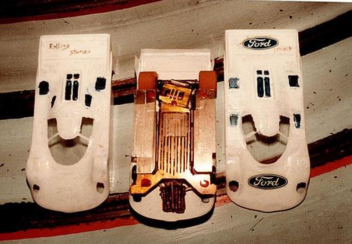 Classée 6 ième La Ford C100 de Bordeaux