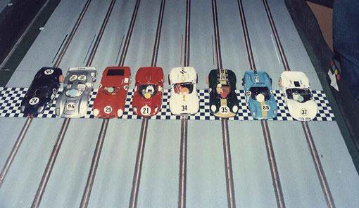 2 ième série des 1000 Km de Monza : les t'autos
