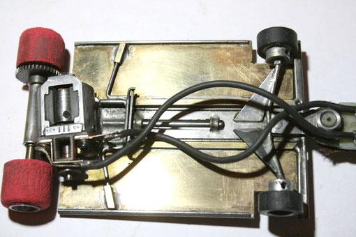 Un Châssis M-F 1986. Serge Vuillemin Replica