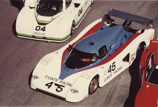 La vraie Lola T600 HU 11 à Daytona ( Photo Jean-Marc Teisseidre )