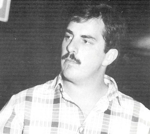 Christophe Peix, vainqueur des 24 heures de Rouen 1985