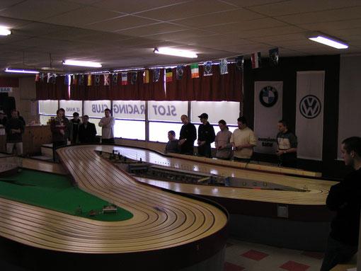 Le Mans. 8 voies 2004