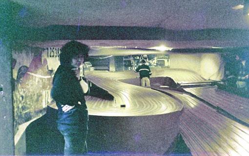 Slot racing 1978 Château-Gontier