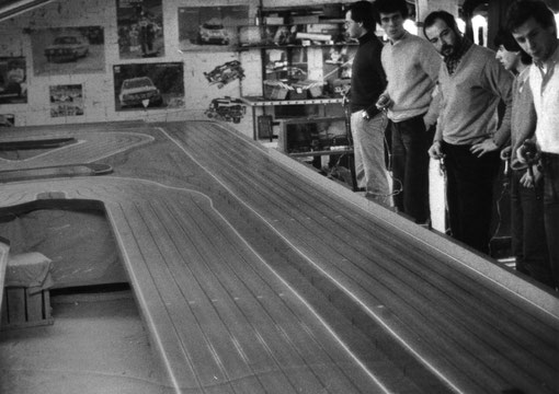 Slot racing Carpi 20 novembre 1981