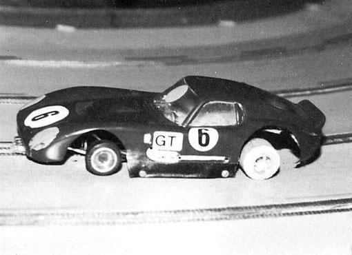 La Cobra Daytona de Jean-Pierre Roos et Jean-Pierre Van Rossem