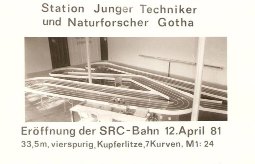 Gotha slot racing club