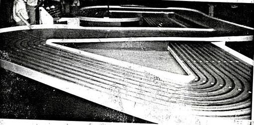 La 10 voies de 50 mètres du BIG-BEN de Mollerusa