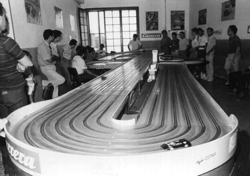 Slot racing Barcelone CP Roser 1986
