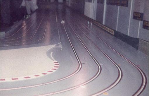 Slot Racin 1/32 Grand Prix de Lyon Bron 1985