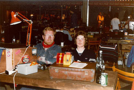 Erling Jensen & Thorkild Hjorth aux wolds 1978 à Göteborg ( photo Niels Elmholt Christensen. odenseminiracing.dk )