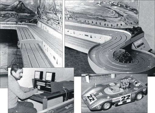 česká lípa  1972-1973  -  3 voies