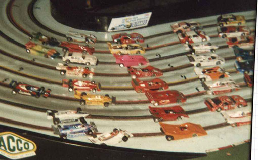 Grand Prix de Bordeaux de slot racing 1982