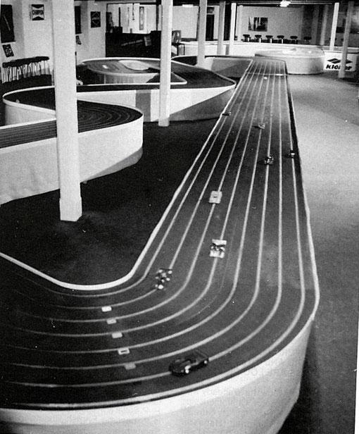 Les pistes de Toul en 1978