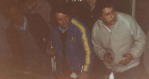 Samy Beraha - René Arnoux - Alain Ferté