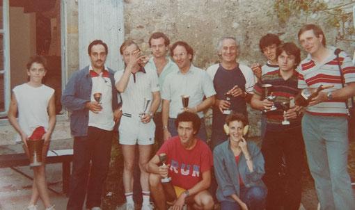 Slot racing 1/32. Nevers 1985