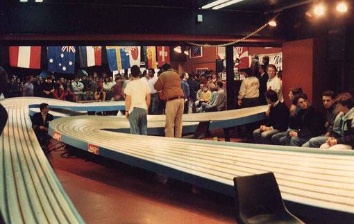 Championnats du monde à Toulouse sur Blue King.