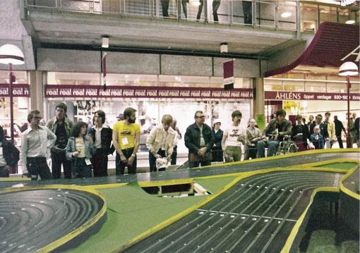 Göteborg 1978 : Alf Zoder à gauche, Jacques Thibault 5 à gauche, Martin Gramann 7.