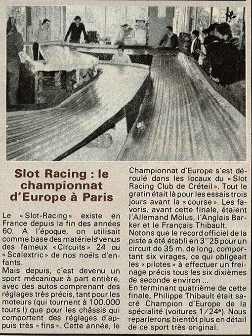 Échappement n° 145 - novembre 1980