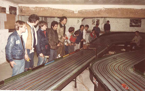 Grand Prix de Thoiry 1984. Finale Sport-Europe