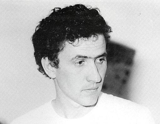 Gérard Caupène, présindent de la FFSR en 1985.