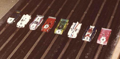 Finale Sport-Europe. Grand Prix de Châtenay-Malabry 1984