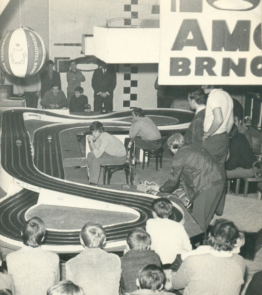 Brno 1965-1973  -  4 voies