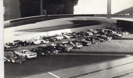 Plateau du championnat de France à Bron en 1979 ( photo André Vauthier )