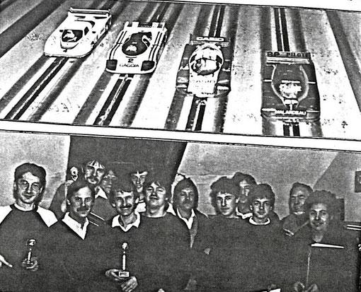 Slot en Belgique en 1985, les 6 heures ASMOCO et les pilotes belges