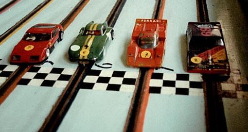 2 ième série Production de la 2 ième course du Championnat d'Aquitaine 1983.