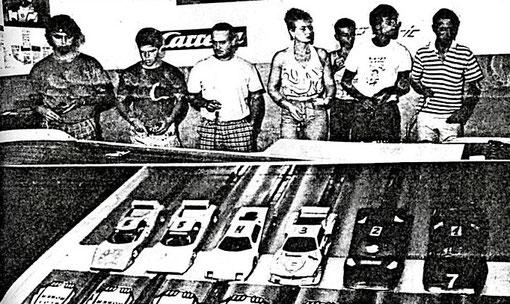 Production: Sergio Maresca, Michele Scarpato, Paolo Trigilio,Maura Magnani, Jean-Claude Malherbe, Paolo Niccolaï.