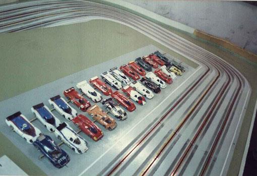Les Sport-Europe du Grand Prix d'Italie 1985 à Livourne