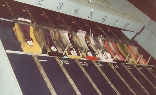 FINALE Uden 1982. les slot cars