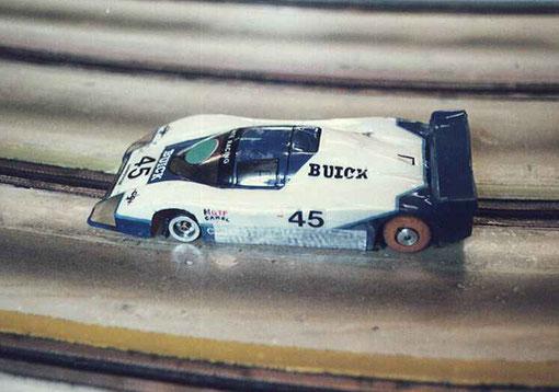 March Buick de John Paul Jr et Bill Adams réalisée par Philippe Grenet