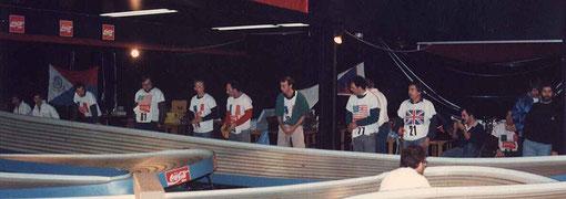 Série internationale slot racing Toulouse 1987