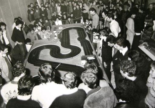 Gènes 1978. 1ière course du championnat d'Italie