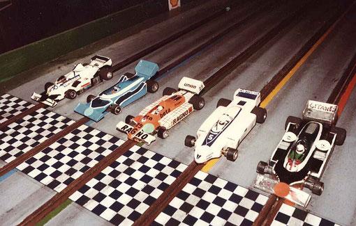 Grand Prix de Thoiry 1984 Série F 1 n° 1